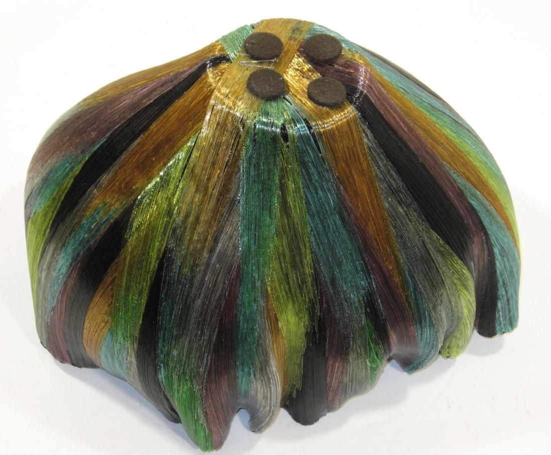 Toots Zynsky Art Glass bowl - 7