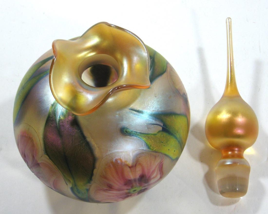Charles Lotton amber perfume, - 3
