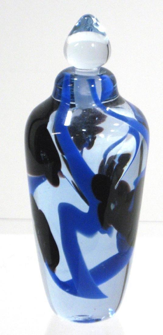 Richard Jolley glass perfume bottle