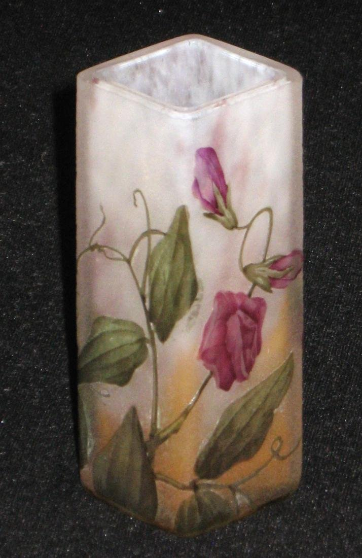 Daum Nancy French cameo vase,