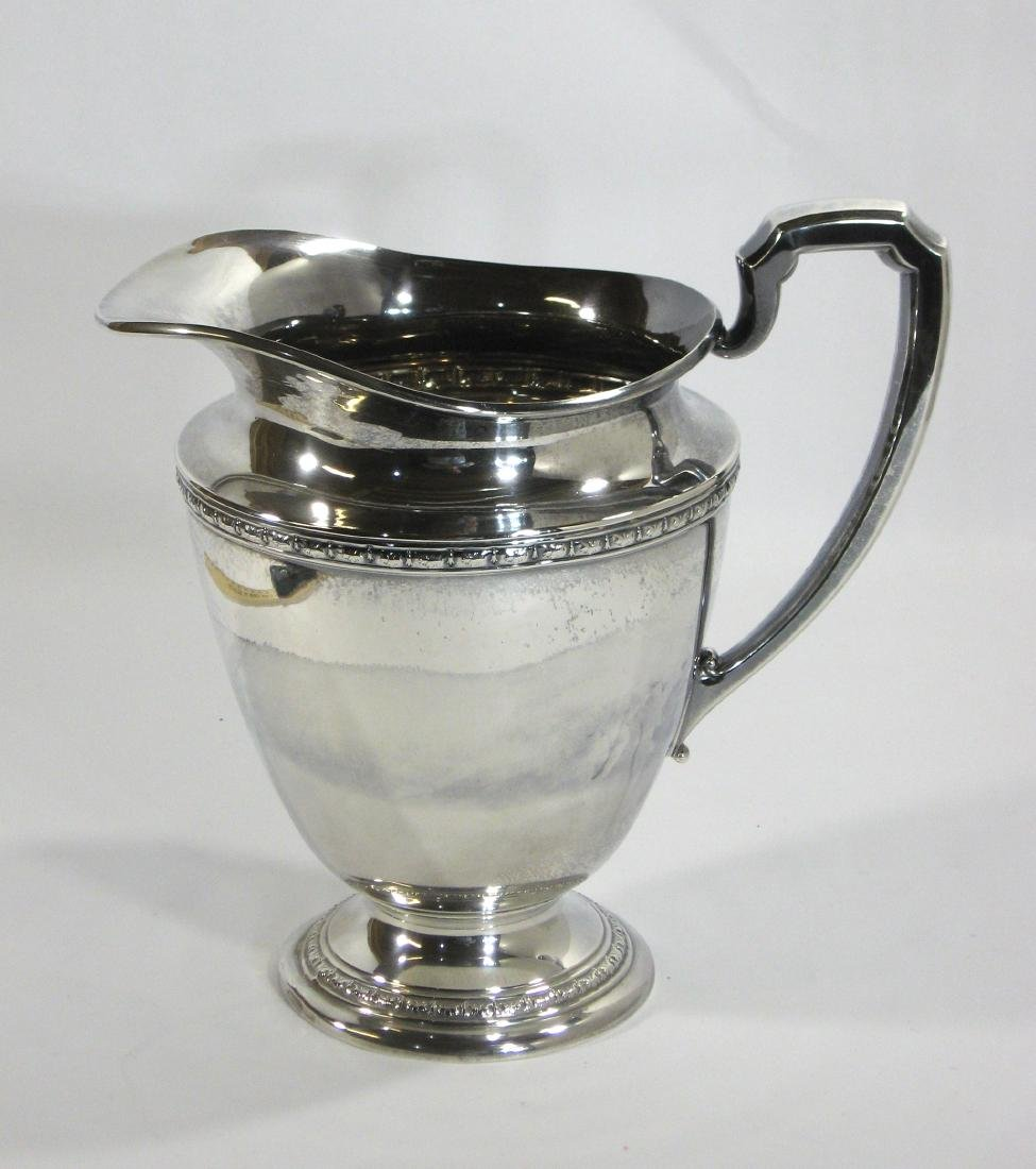 International Sterling pitcher,