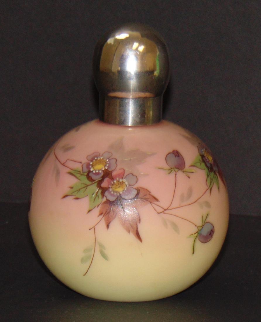 Webb Burmese perfume bottle
