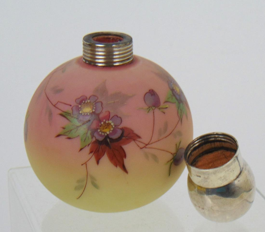 Webb Burmese perfume bottle - 2