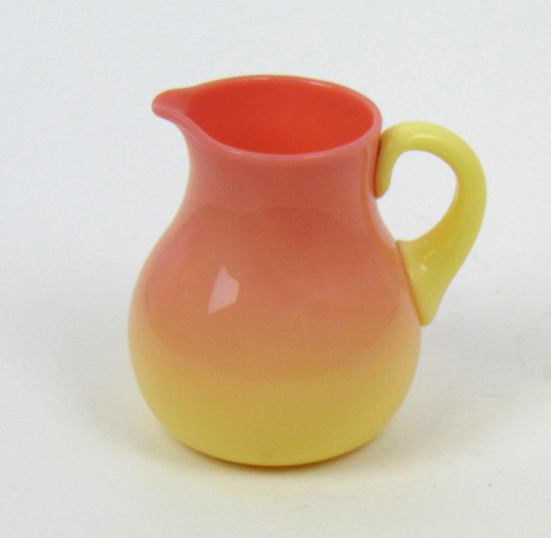 MW Burmese cream pitcher