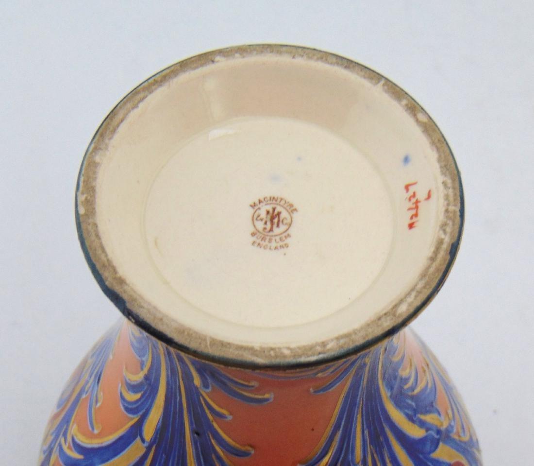 Moorcroft MacIntyre Pottery vase - 4
