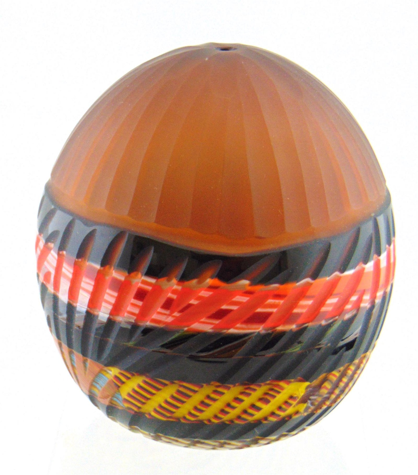 Davide Salvadore art glass globe