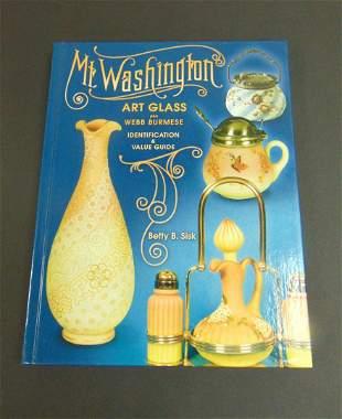 """Mt. Washington Art Glass"" by Sisk"