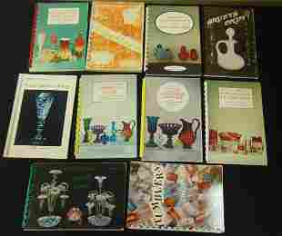 10 early spiral bound books