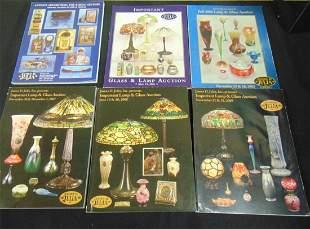 Group of Julia Auction catalogs