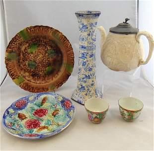 Group of Vintage porcelain