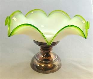 Victorian centerpiece bowl
