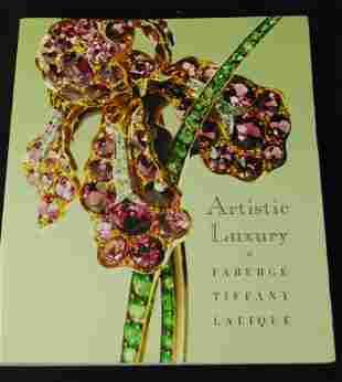 "Book ""Artistic Luxury"""