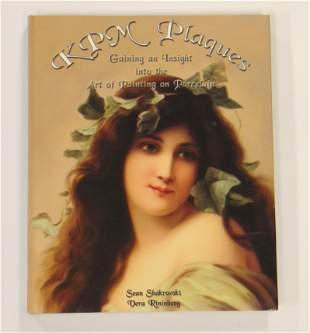 """Book """"KPM Plaques"""""""
