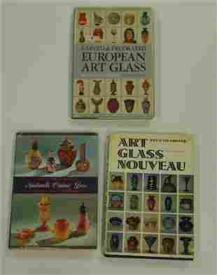 Three Grover and Revi books