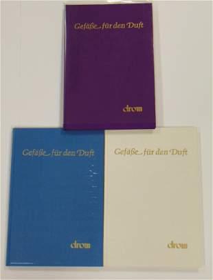 Three rare books on Drom