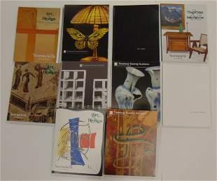 Ten Treadway and Toomey catalogs