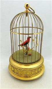 German songbird metal Automaton