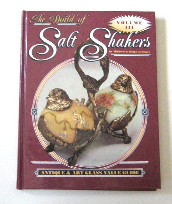 "7: book ""The World of Salt Shakers"""