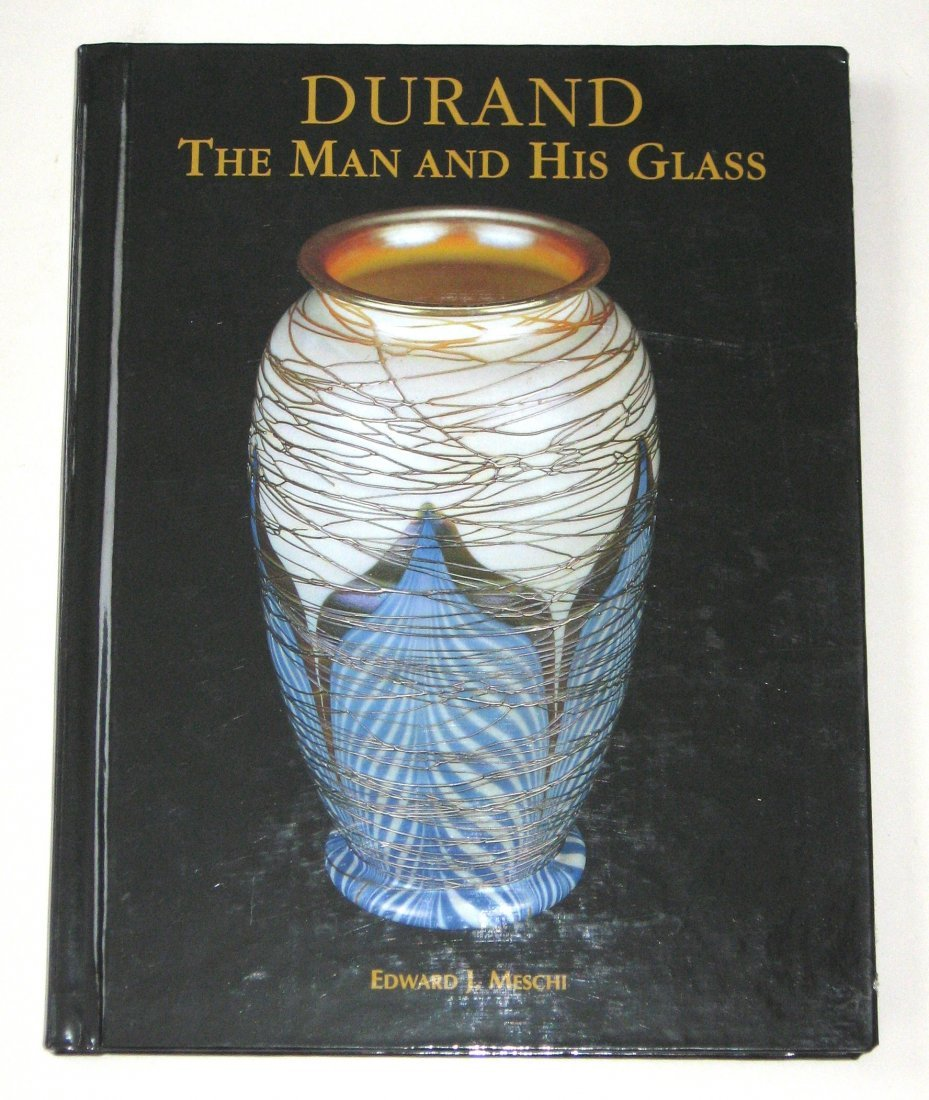 "16: Book ""Durand the Man and His Glass"""