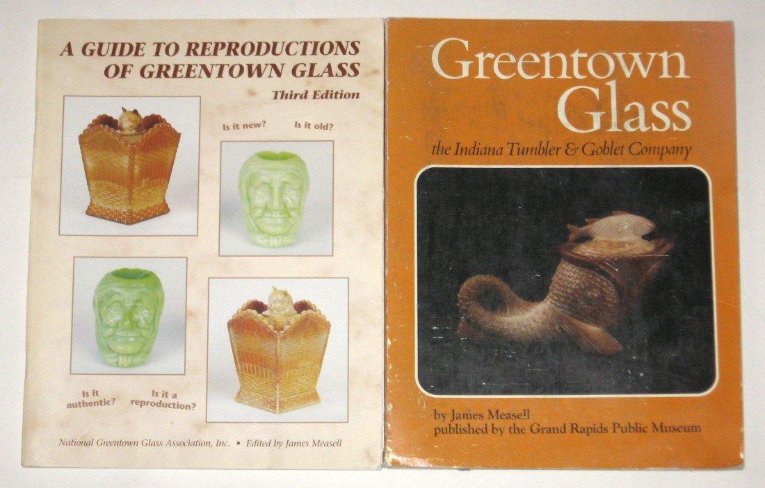 5 books, Greentown, Fostoria, Findlay,