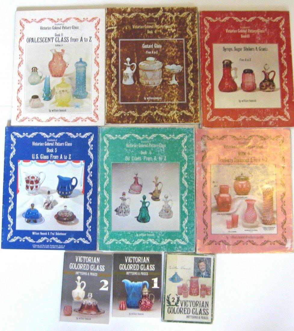 12 Art Glass Books,