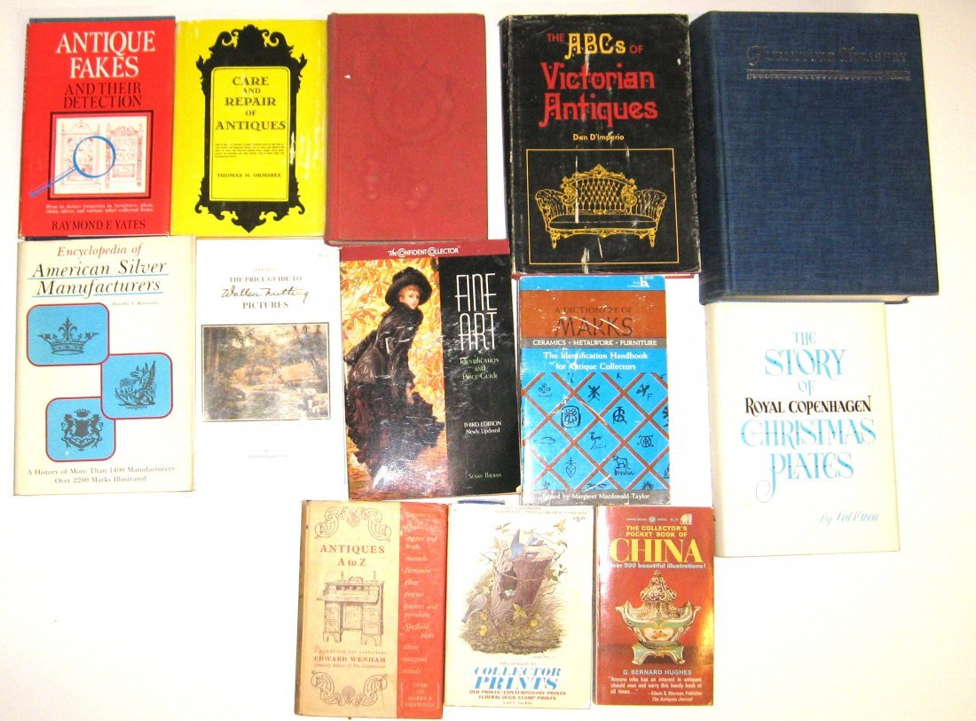 26 books on Decorative Arts including