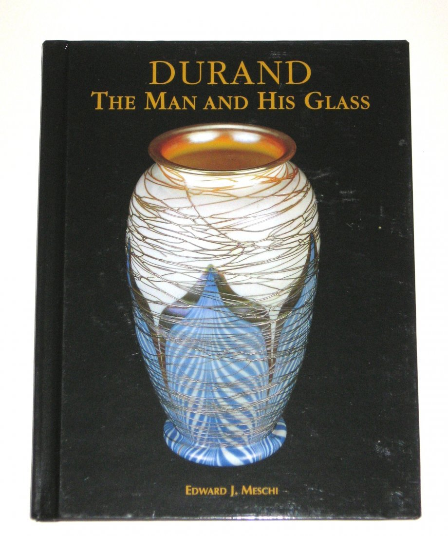 """Book """"Durand the Man and His Glass"""""""