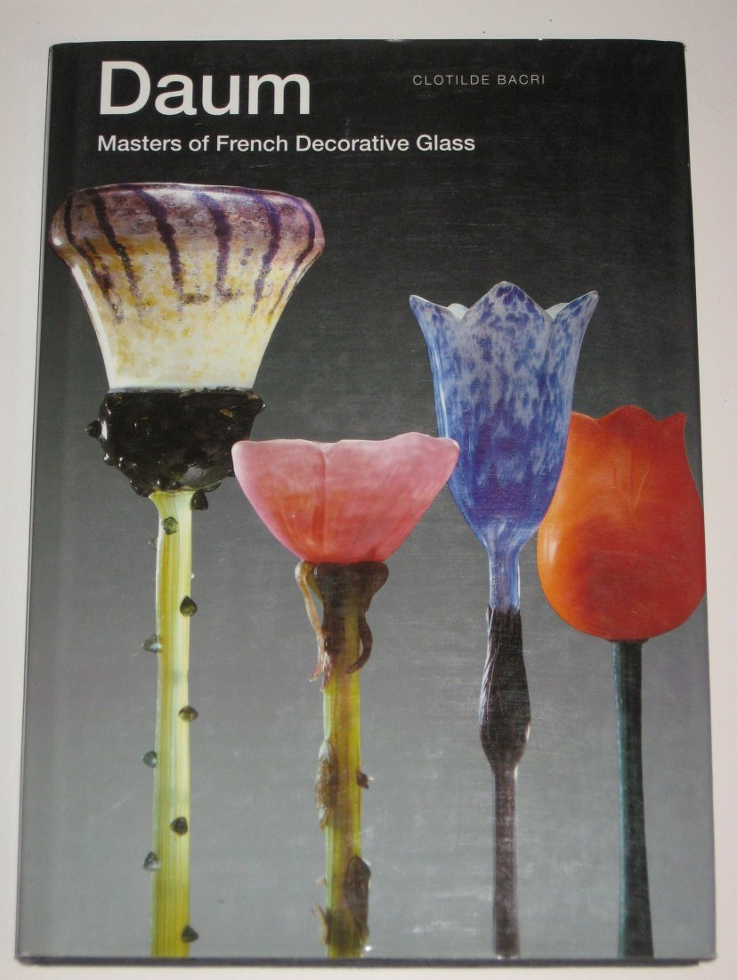 """Book """"Daum Masters of French Glass"""""""