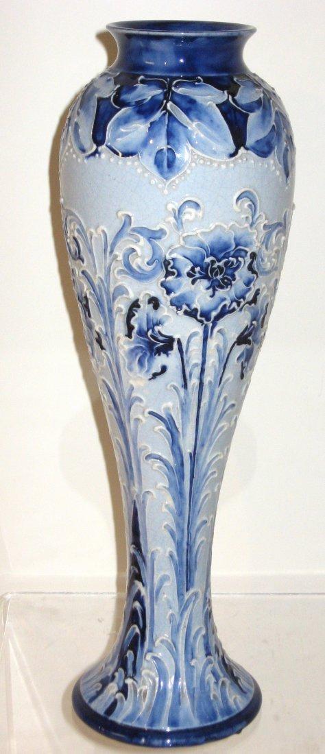 Moorcroft Macintyre Florian ware vase,