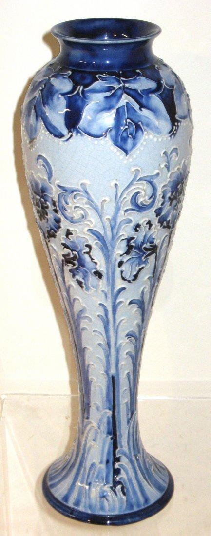 Moorcroft Macintyre Florian ware vase, - 2