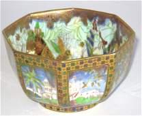 Wedgwood Fairyland Lustre bowl,