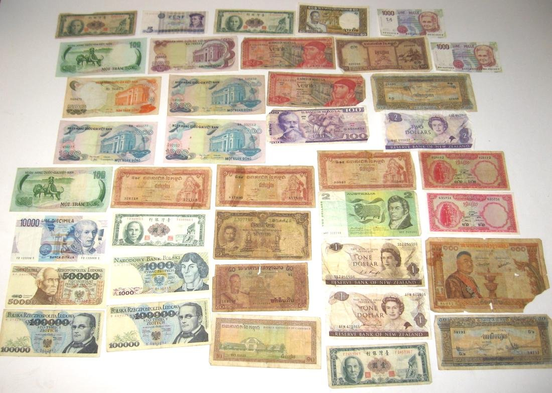 Group of foreign currency
