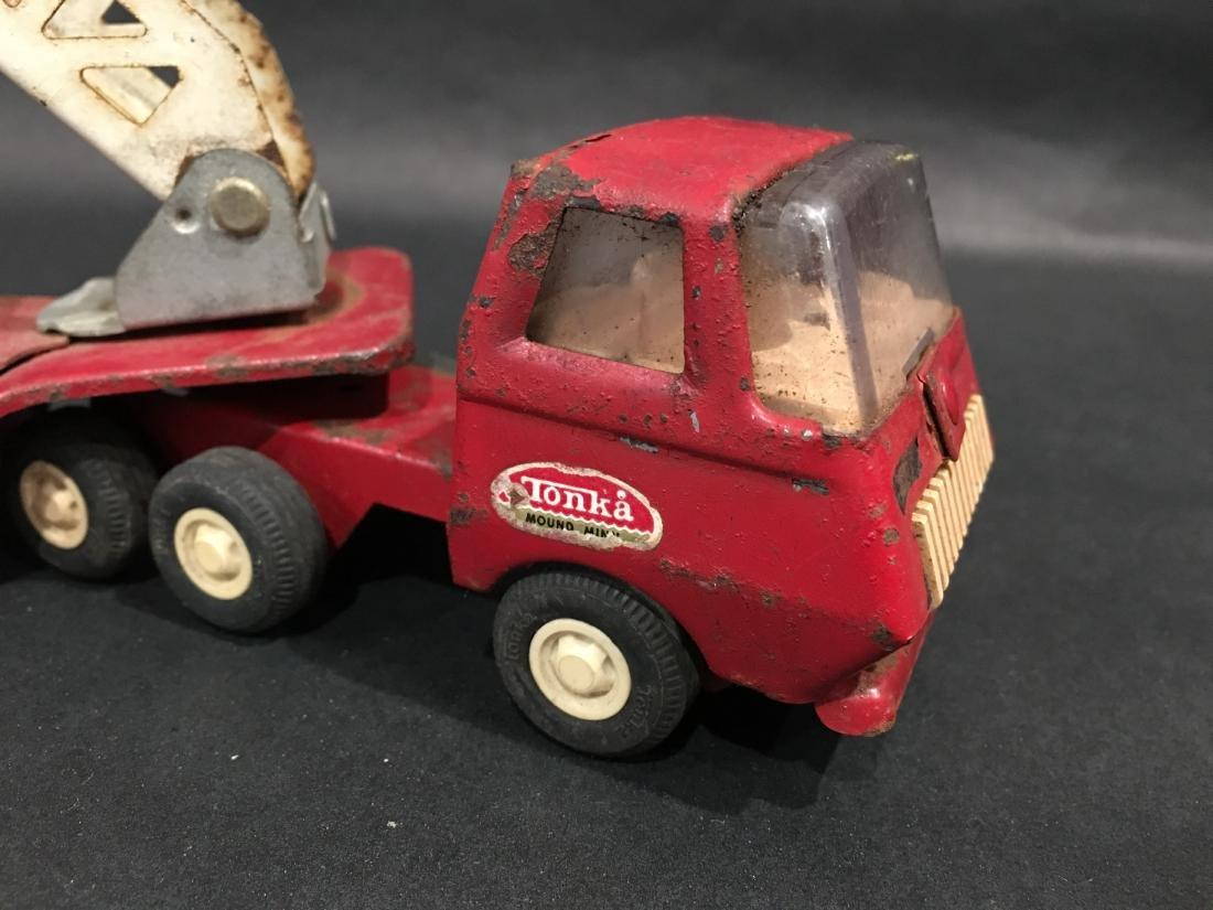 TONKA LADDER FIRE TRUCK - 2