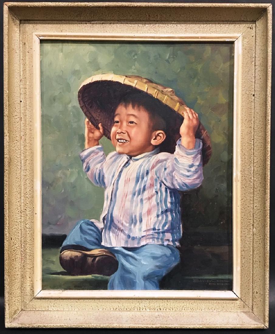 CHILD BY DAVID CHENG