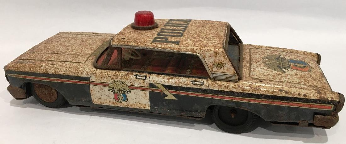 VINTAGE METAL TOY CAR