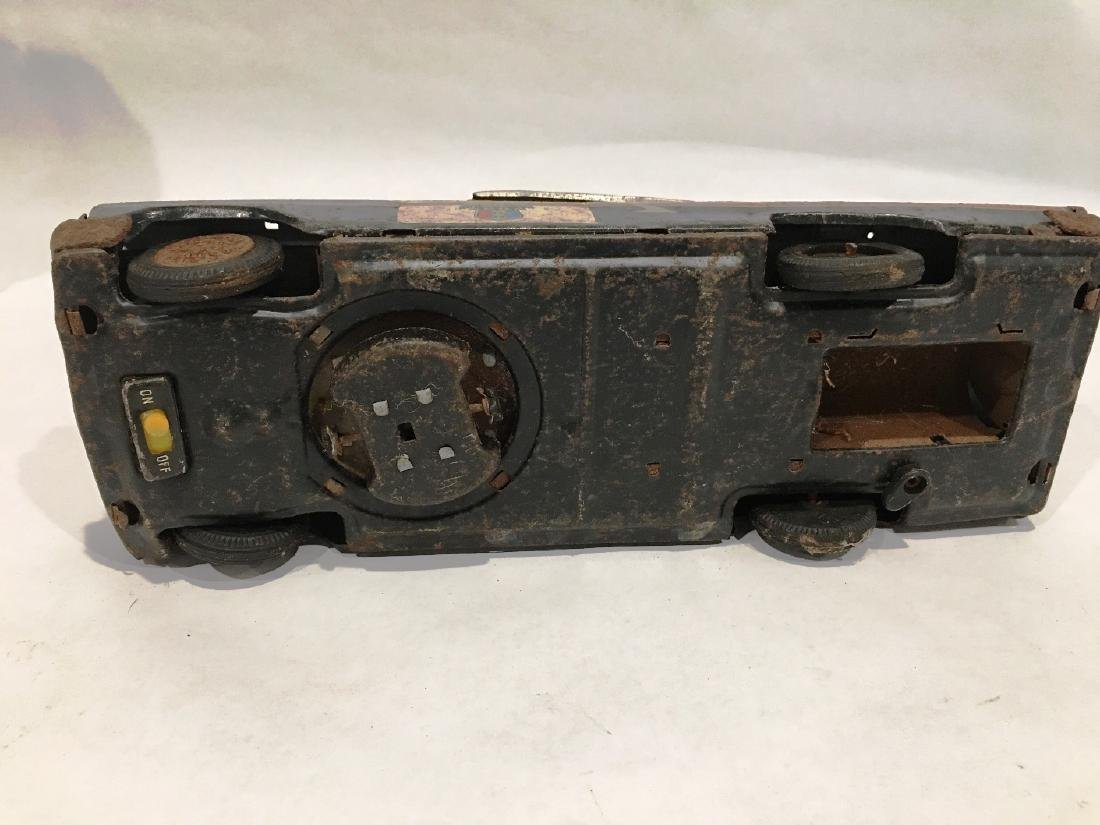 VINTAGE METAL TOY CAR - 2