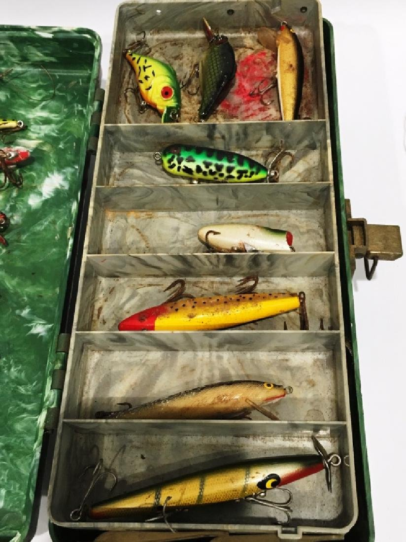 LOT OF FISHING LURES - 3