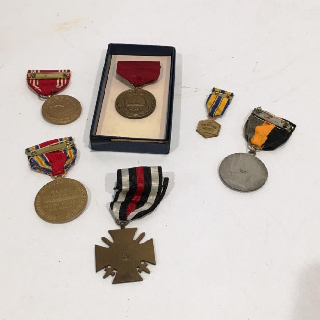 ASSORTED US MILITARY MEDALS - 2