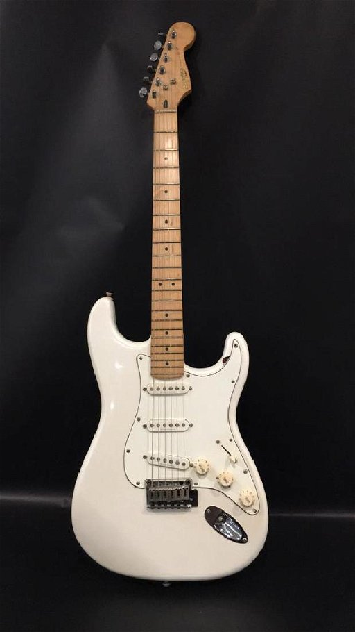 Fender Stratocaster Price >> Squire By Fender Stratocaster Guitar
