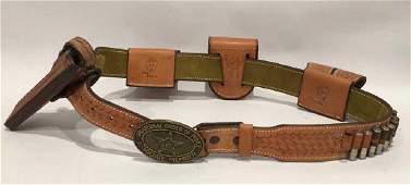 FOP Safariland belt with accessories