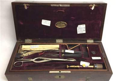 A.S. Aloe and Co. Mfg. Surgical Instruments