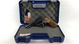Smith and Weston .357 Magnum Revolver