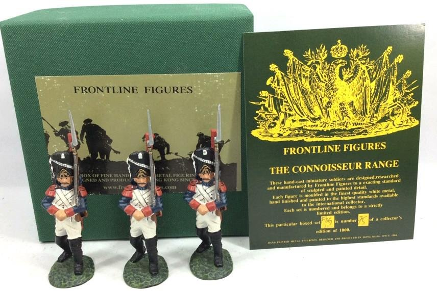 Frontline Figures French Foot Grenadiers