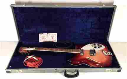 Rickenbacker Model 340 Semi-Acuostic Guitar