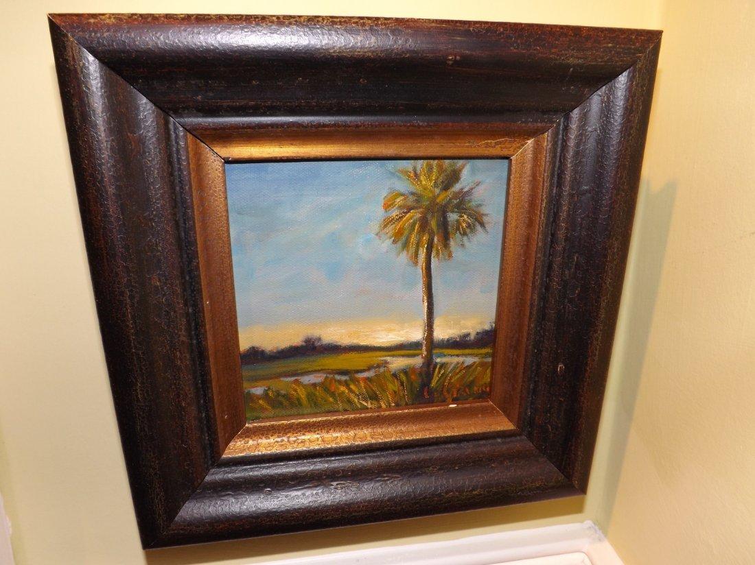 13: Oil on canvas