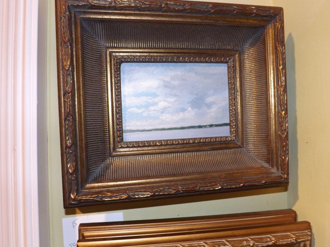 15: Oil on canvas