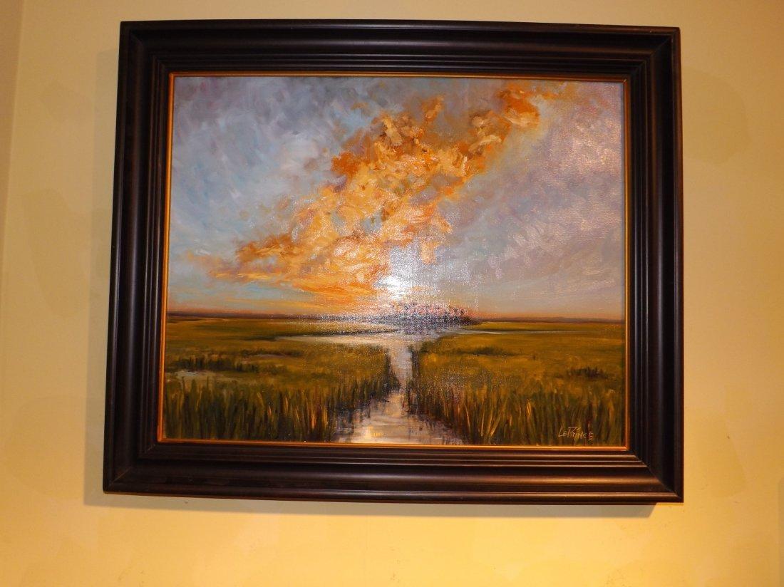 20: Oil on canvas
