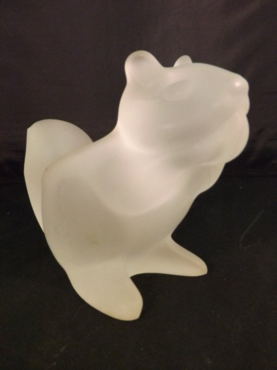 4: Glass Squirrel