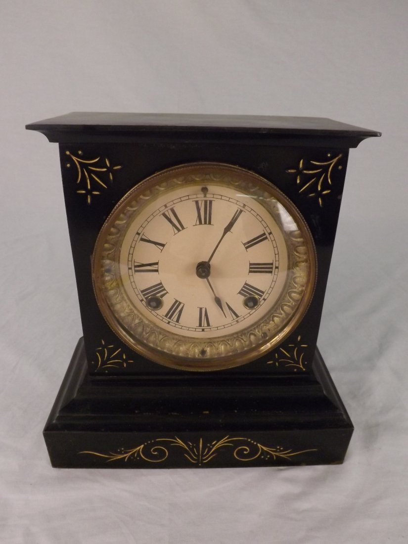 4: Ansonia Mantle Clock
