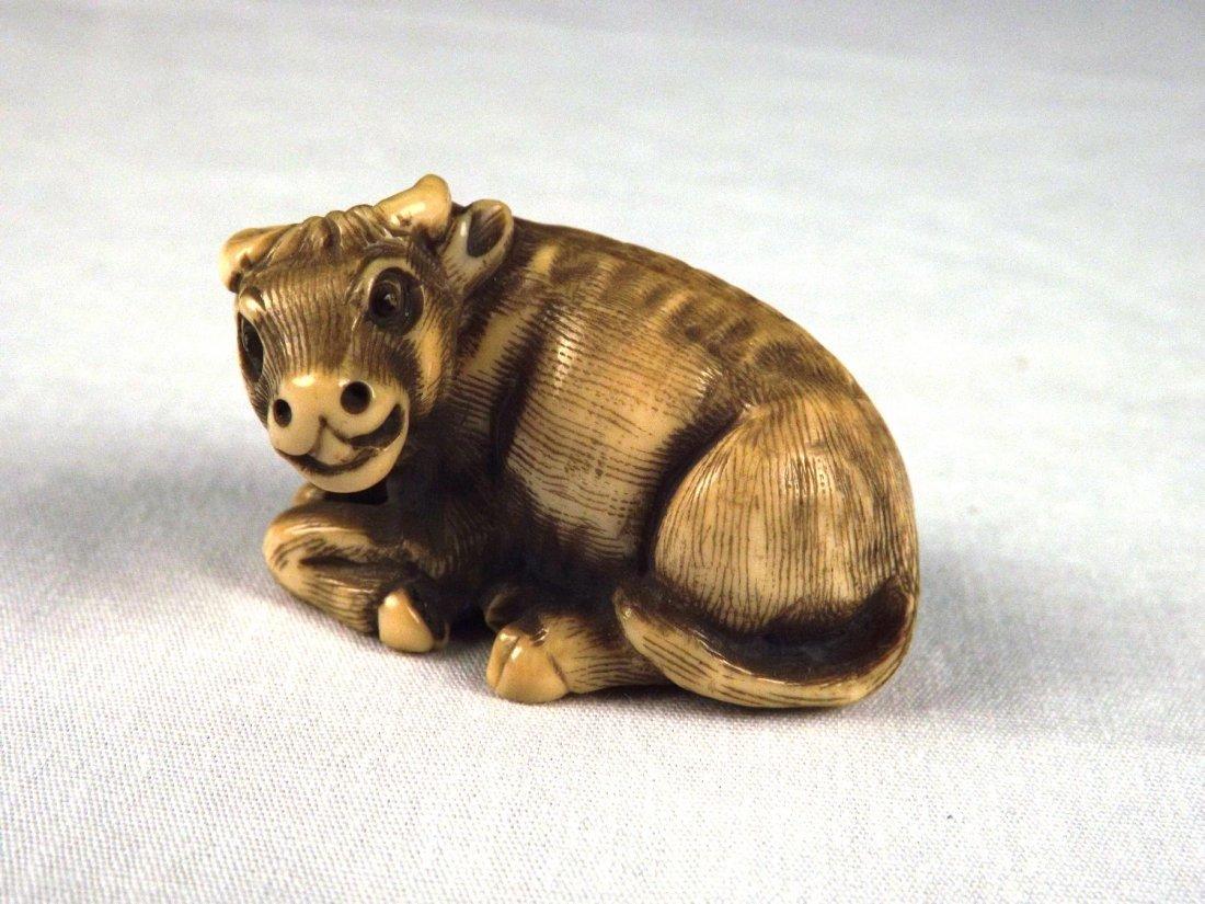 19: Ivory Ox
